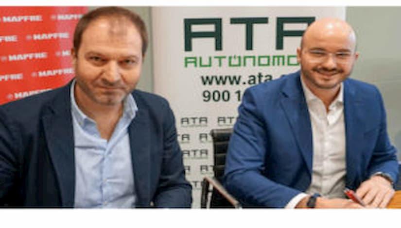 Mapfre y ATA firman acuerdo de colaboración