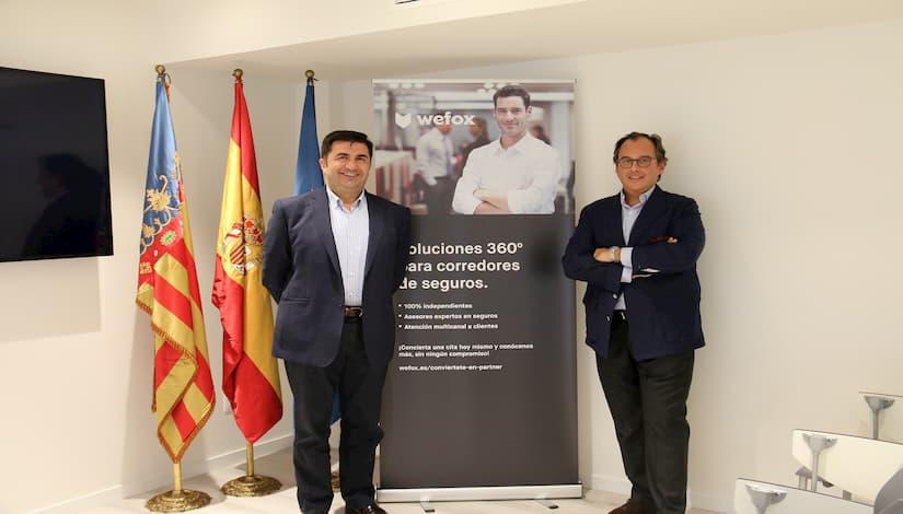 Wefox ofrece jornada Valencia insurtech, tecnología corredores seguros