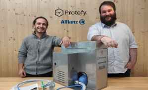 Allianz impulsa expansión respiradores emergencia OxyGEN