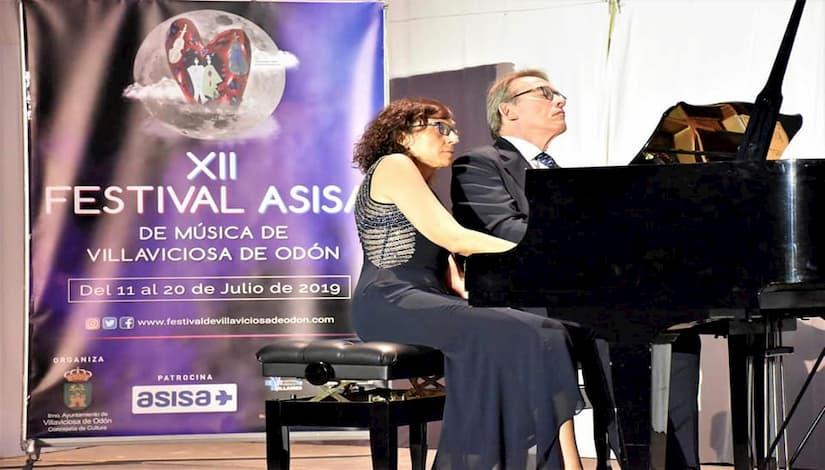 ASISA patrocina XIII edición Festival Villaviciosa Odón música clásica