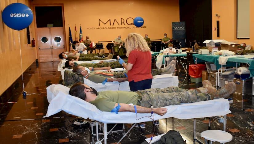 El Grupo ASISA recoge 411 donaciones sangre Día Internacional del Donante