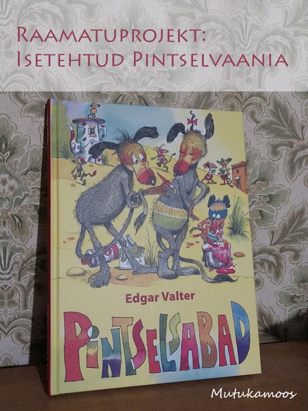 Pintselsabad Edgar Valter