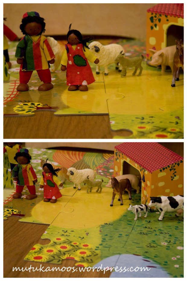 djeco pusle farm