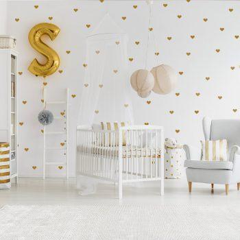 Babykamer  Kinderkamer Muurstickers  Altijd Gratis