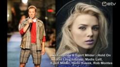 """""""Eesti Laul"""" poolfinalist"""