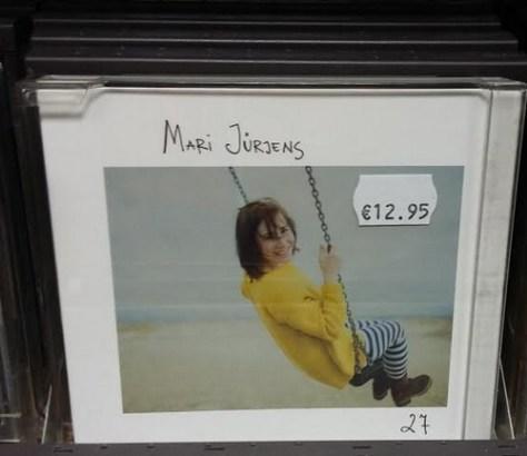 """Mari Jürjensi album """"27"""""""