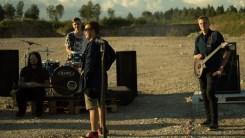 """Scarleti muusikavideo """"Tagasi teed"""" filmimine"""