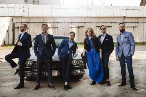 Ott Lepland Band