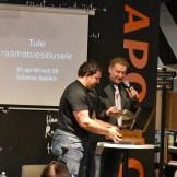 """Mart Sander esitles raamatut """"Kõhedad muinaslood"""" (foto: 3/18)"""