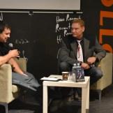 """Mart Sander esitles raamatut """"Kõhedad muinaslood"""" (foto: 5/18)"""
