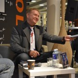 """Mart Sander esitles raamatut """"Kõhedad muinaslood"""" (foto: 15/18)"""