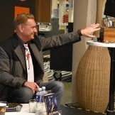 """Mart Sander esitles raamatut """"Kõhedad muinaslood"""" (foto: 17/18)"""