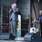 Ivo Linna ja ansambel Supernova Vabaduse väljakul (foto: 13/15)