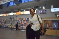 Victor Crone Tallinna Lennujaamas (foto: 6/7)