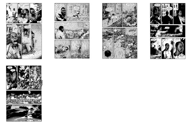 The Canal, 5 pgs