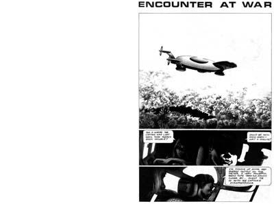 Encounter at War pg 1