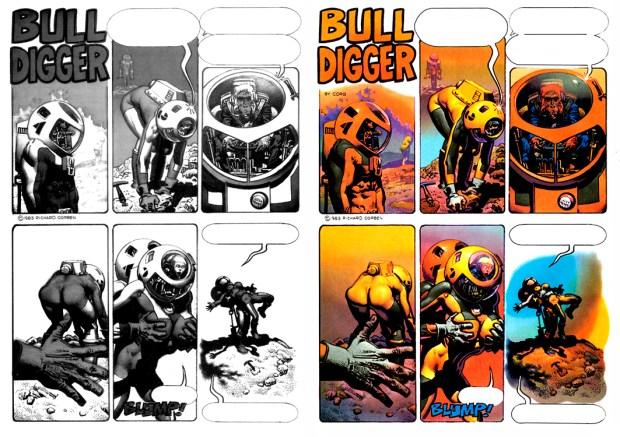 Bull Digger