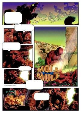 DenSaga Epilogue #3: Mola the Mole