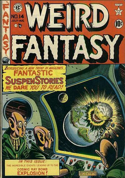 Weird Fantasy #14 (1950)