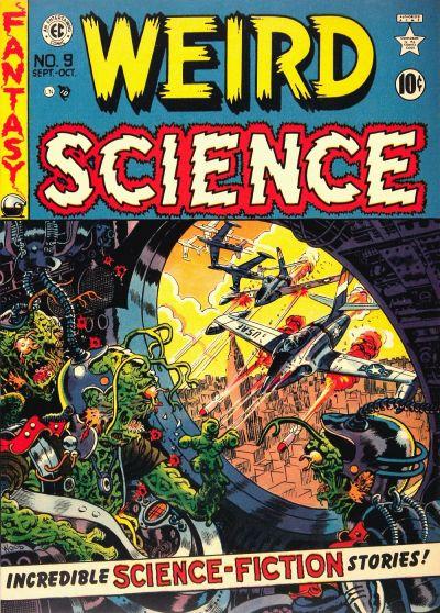 Weird Science #9 (1951)