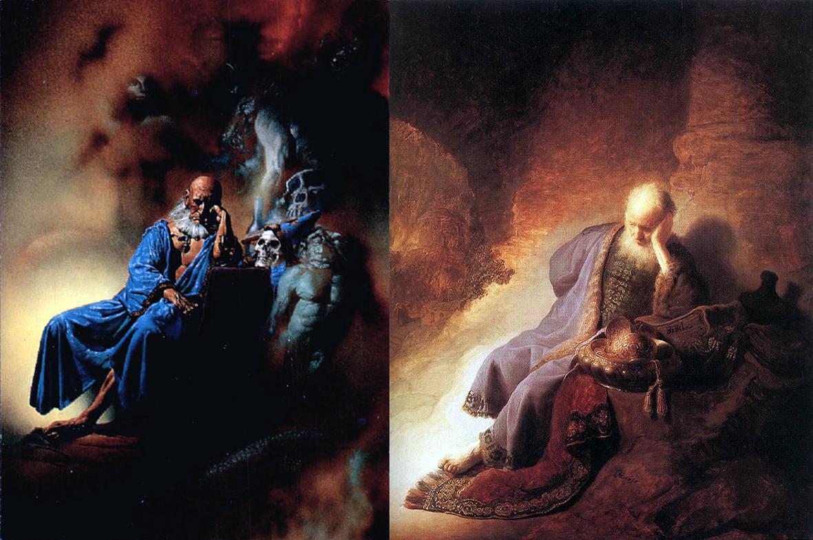 Rembrandt Hommage
