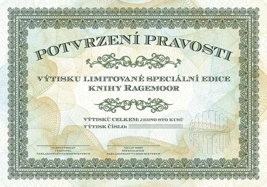 Ragemoor [CZ] certificate