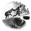 Razar Leads Horse