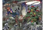 Turtles versus Mousers, Sketch #1