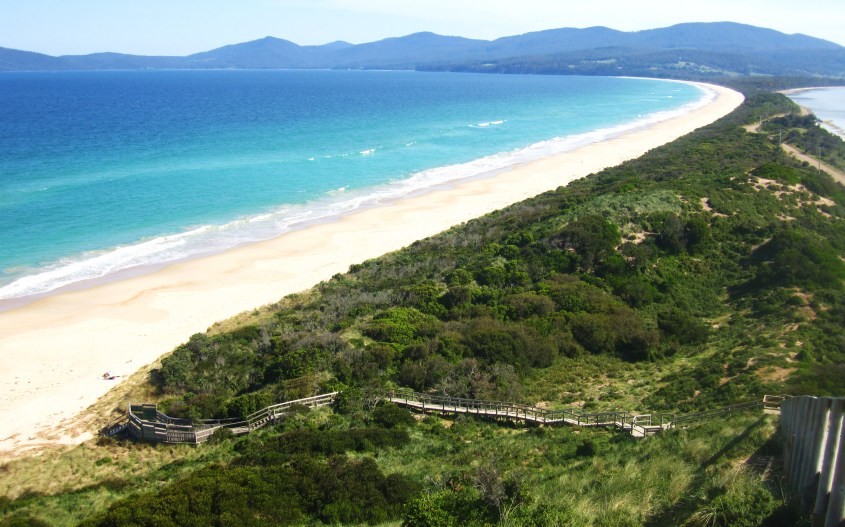 Tasmania | Bruny Island ranta
