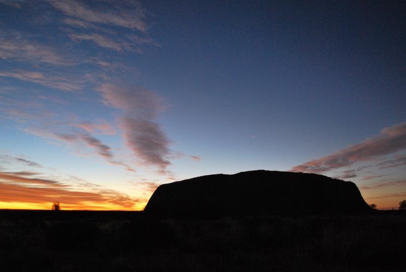 Uluru kokemuksia
