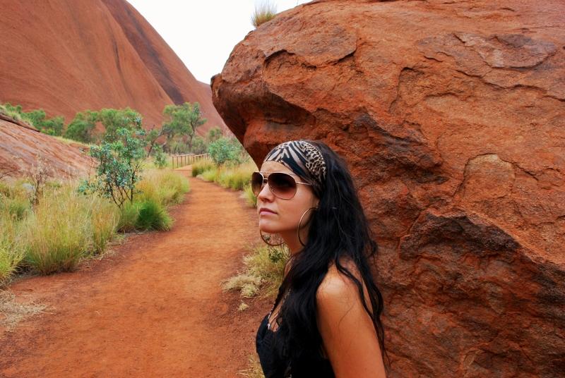 Ayers Rock kokemuksia