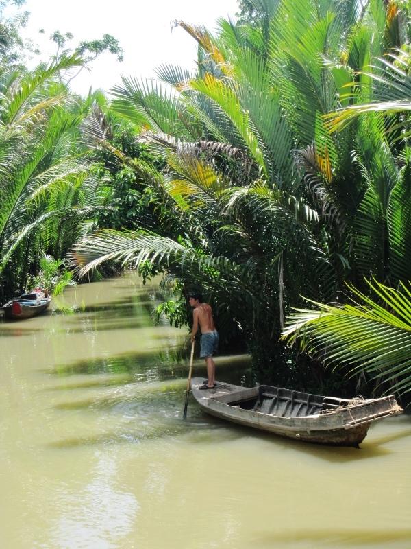 Mekong-joella