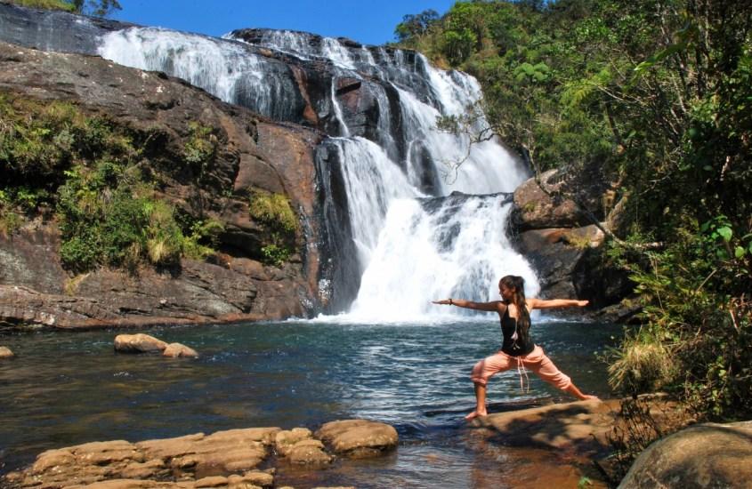 World's End: Maailman laidalla Sri Lankan Hill Countryssa