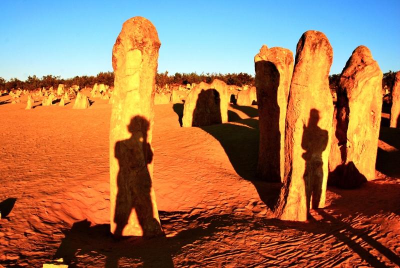 the pinnacles, länsi-australia