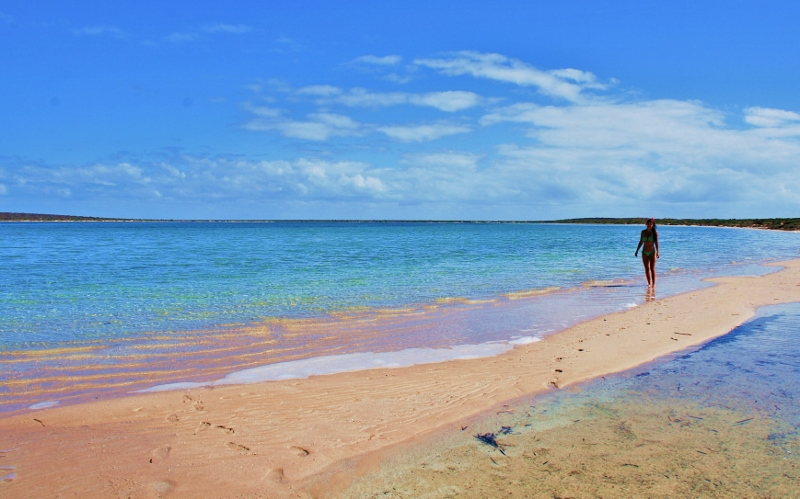 little lagoon, denham
