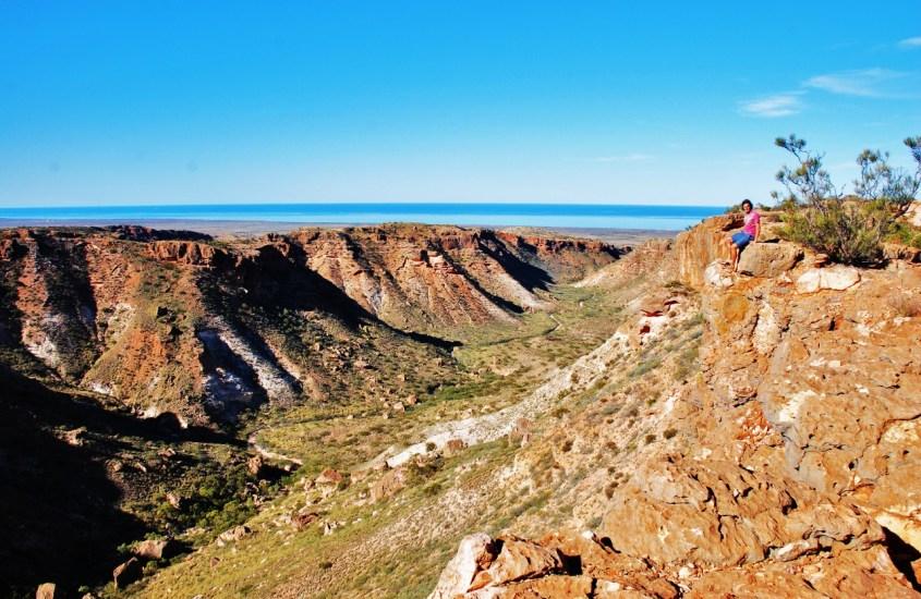 Mikä-Mikä-Maassa Australian Outbackissä