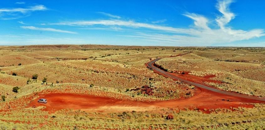 Australian road tripin arkea