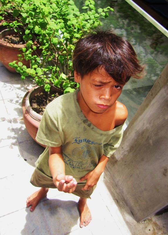Filippiinit köyhyys