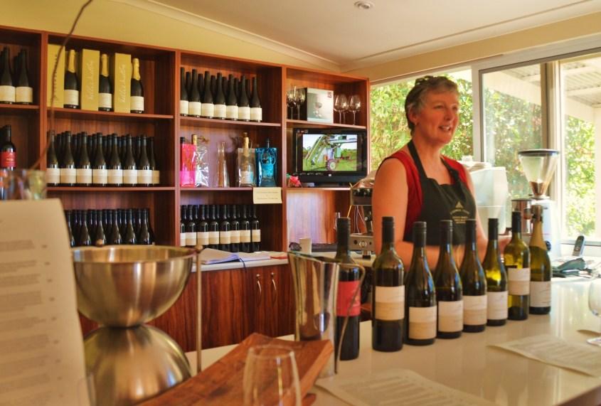 Viininmaistelua Yarra Valleyssä