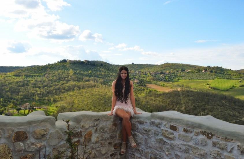 Linna Toscanassa