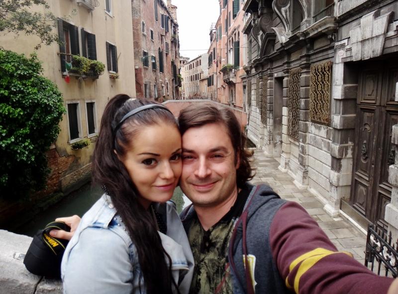 Kihloihin Venetsiassa