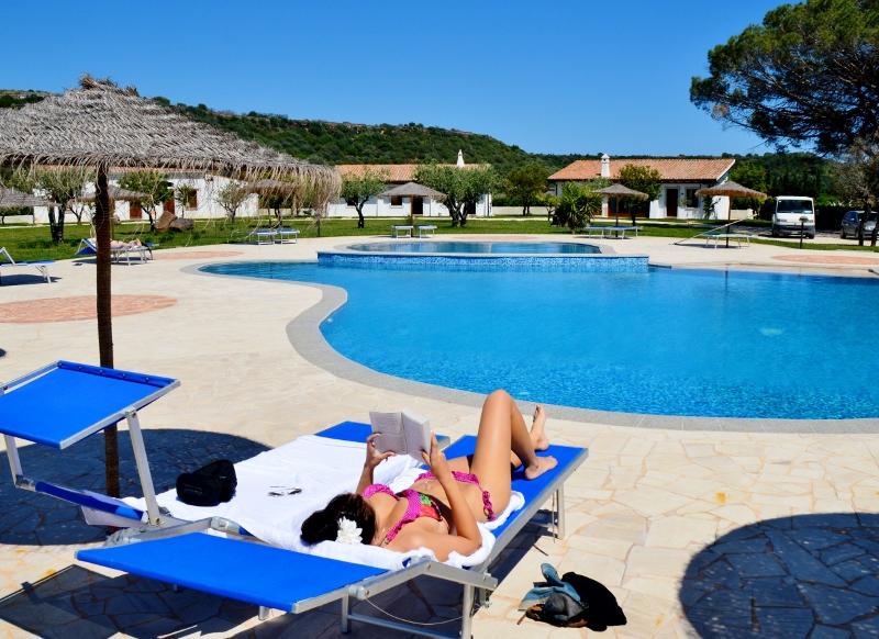 Hotelli Oroseissa, Sardiniassa