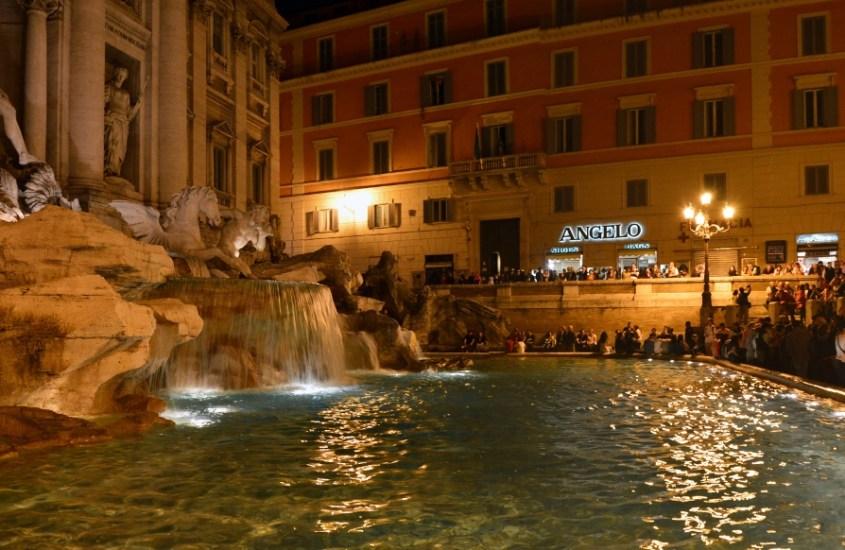 Historian havinaa Roomassa