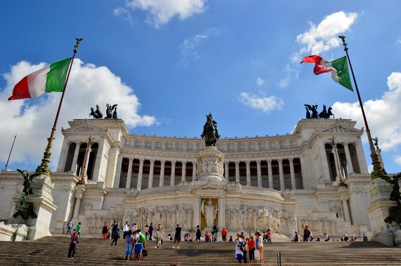 Vittorio Emanuelen muistomerkki