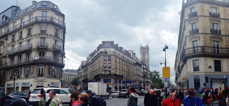 Pariisin katuja