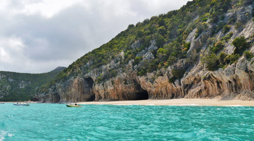 Sardinia kokemuksia