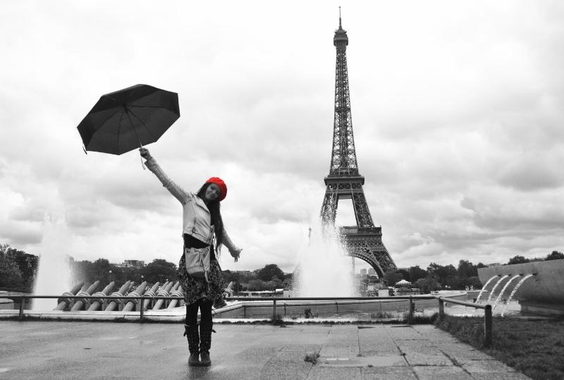 Eiffel-torni, Pariisi