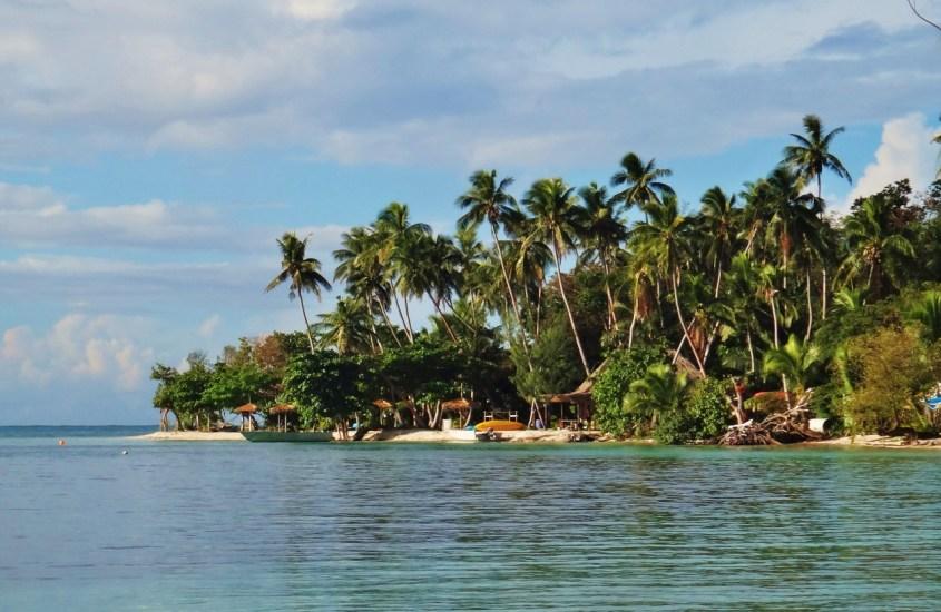 Aika hidastuu Fidzin Nanuya Lailain saarella