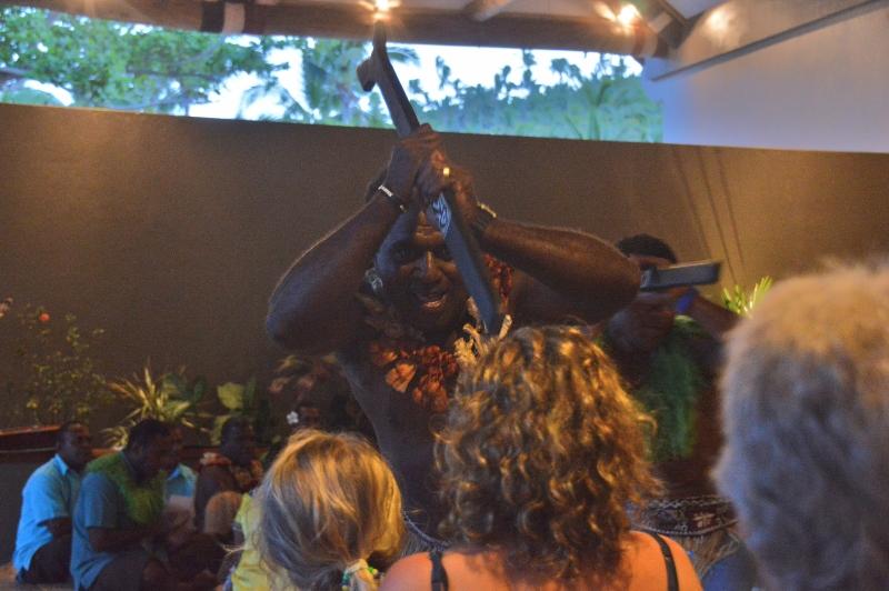 fidziläinen tanssiesitys, meke
