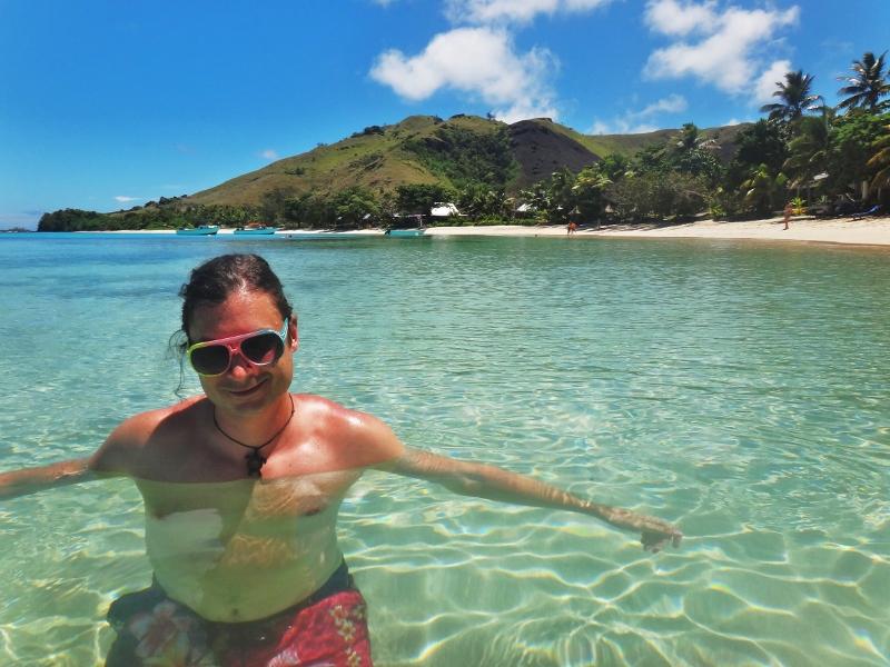 Fidzi Blue Lagoon